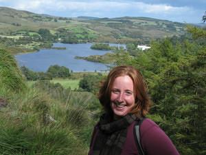 Kat Koch in Ireland
