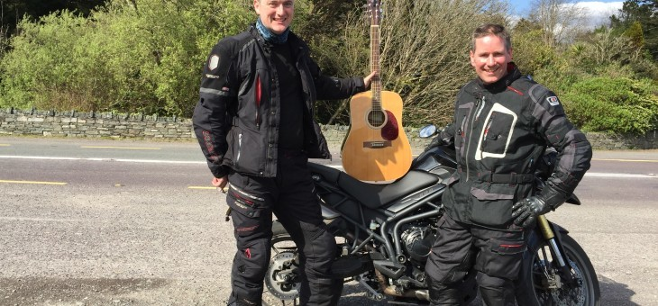 How I traded music for a motorcycle