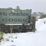 Snow in Kilchrohane