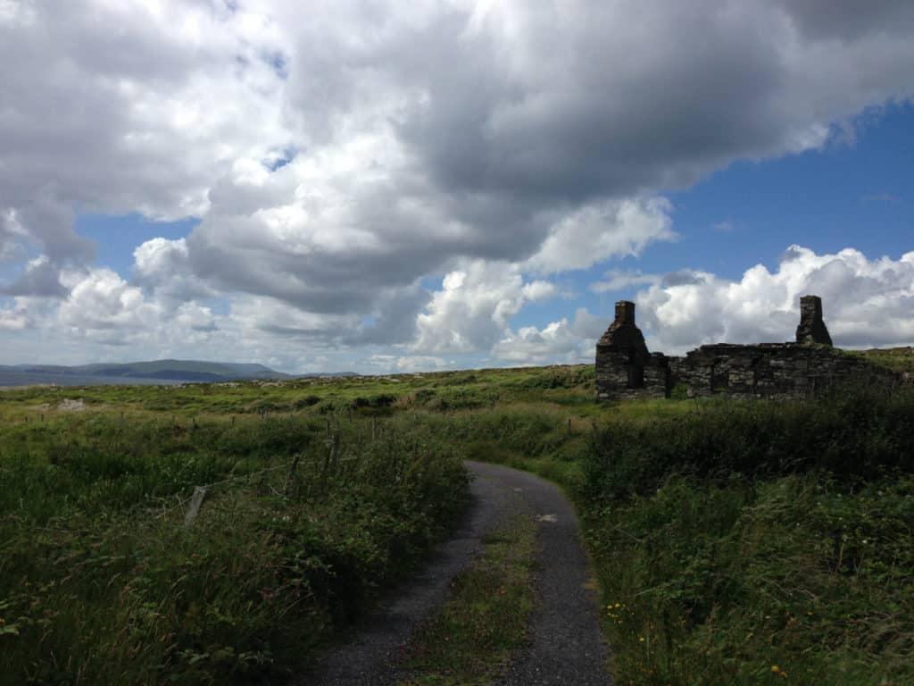 Small Irish Road